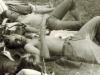 Čepkeliuose. 1991 metų liepa, praktika Puvočiuose po pirmo kurso